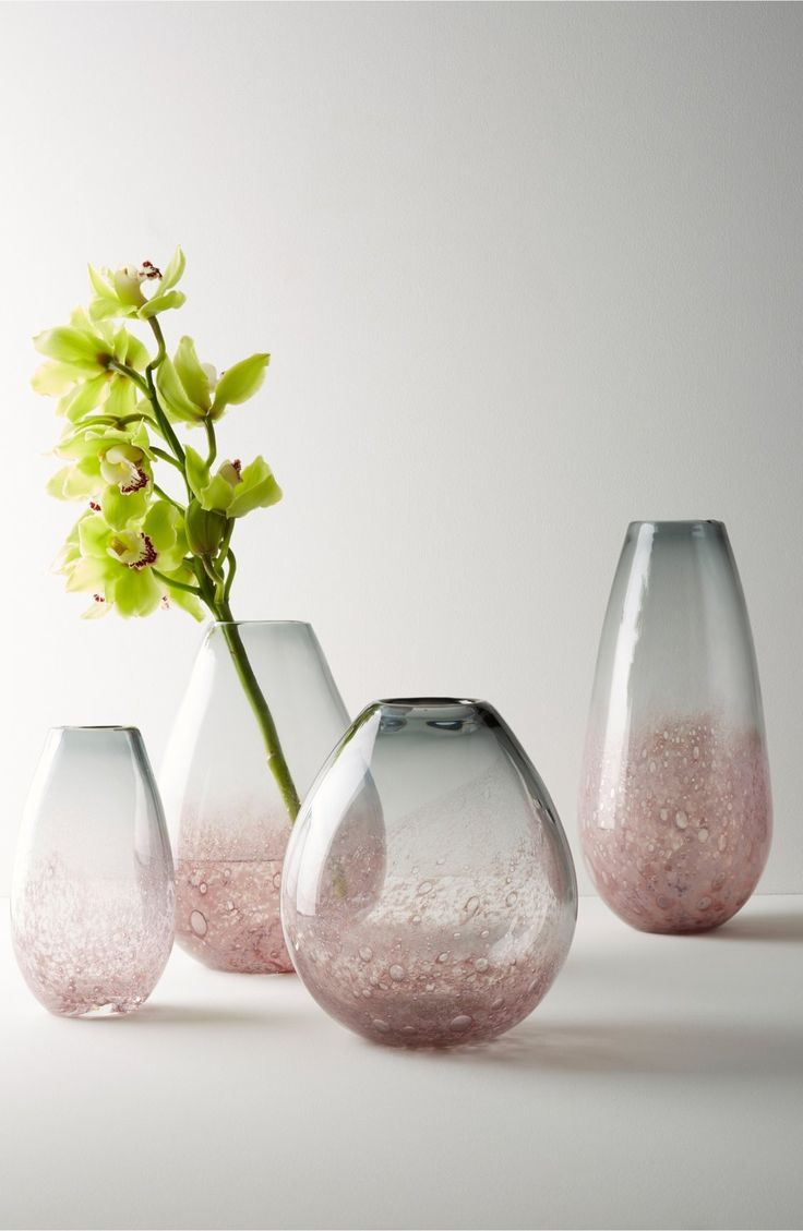 Anthropologie Carmen Vase Vase Decor Short Vase