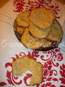 Cooking with love ! : Biscuiti cu aroma de cocos ( Coconut flavored cookies)
