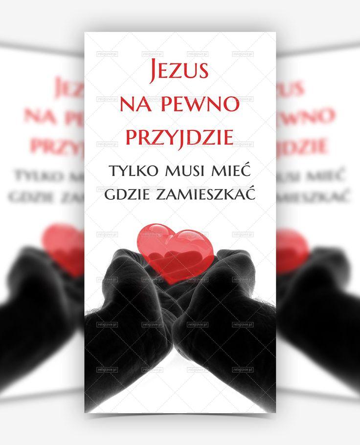 Przygotuj serce na Jego przyjście. http://religijnie.pl/sklep/banery-religijne/baner-religijny-adwent-03/