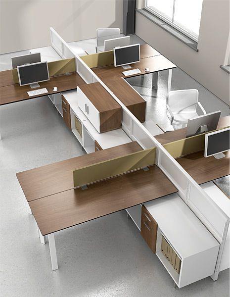 Watson Desking : M2 Images / workstations / furniture / wood / benching / watson / desk / office: