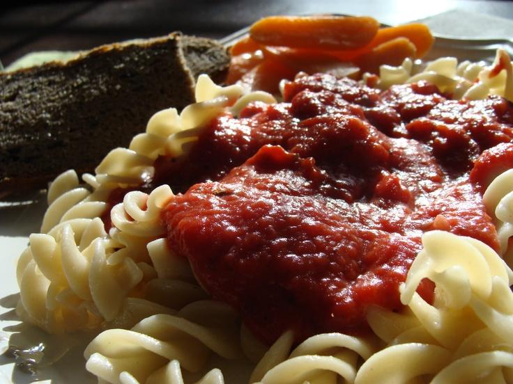 Tomato-Free Pasta Sauce