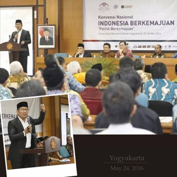 "Puji Jokowi Dikira Ada Maunya Ini Jawaban Kang Emil  Ridwan Kamil jadi sorotan netizen setelah salah satu media besar menyebut Walikota Bandung itu memuji kepemimpinan Jokowi. KOMPAS menulis dengan judul ""Ridwan Kamil Sebut Jokowi Adalah Sosok Pemimpin Ideal Masa Kini"". Sepertinya hanya KOMPAS yang memberitakan dengan judul bombastis seperti itu. Berikut penuturan Kang Emil menanggapi sorotan netizen: Dua hari lalu saya mengapresiasi Pak Jokowi eh dikira ""pasti ada maunya"". Kemarin saya…"