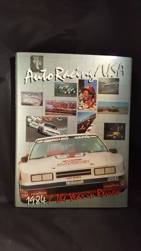 Auto Racing USA 1984: Year in Review HC