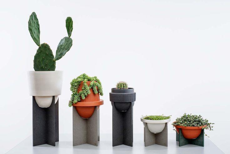 DESIGN: Il vaso si trasforma   Ecco Arizona Stoneware - Osso Magazine