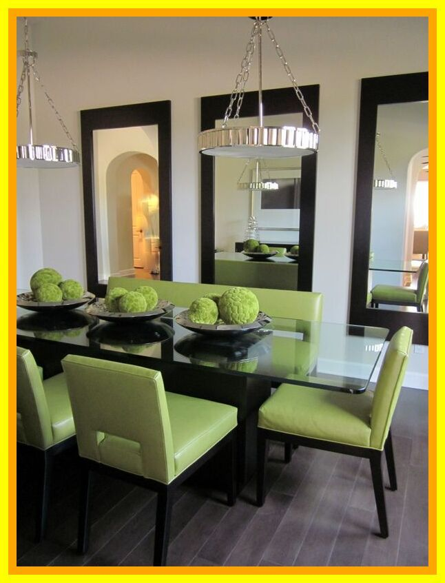 105 Reference Of Dining Room Decorating Ideas With Mirrors Mirror Dining Room Dining Room Design Dining Room Walls