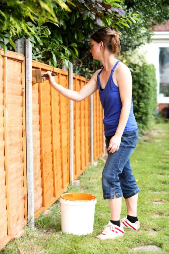 Signs Its Time To Have Your Wood Fence Stained