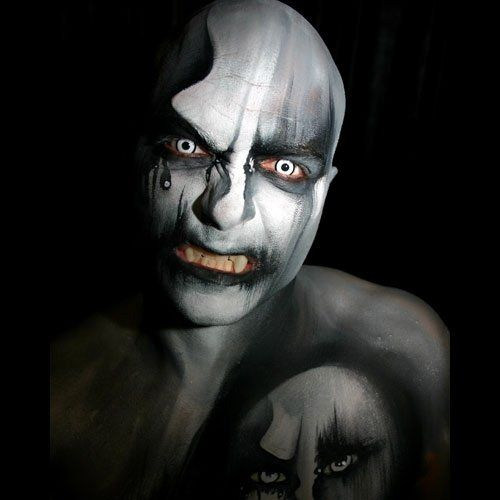 101 best Creative face paint images on Pinterest | Halloween ...