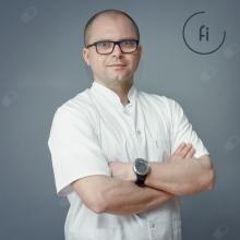 Filip Pięta, fizjoterapeuta Kraków