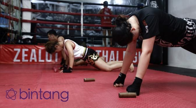 Muay Thai, Bukan Sekadar Olahraga untuk Menurunkan Berat Badan - http://wp.me/p70qx9-5LI