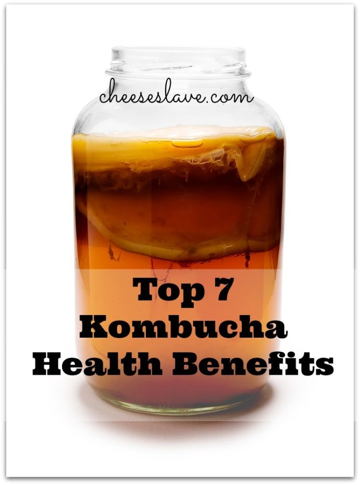 Kombucha Health Benefits / http://www.cheeseslave.com/kombucha-health-benefits/