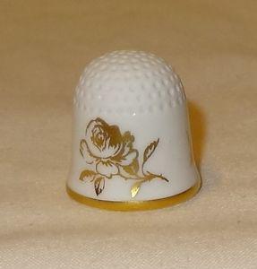 MEISSEN-Porcelain-Thimble