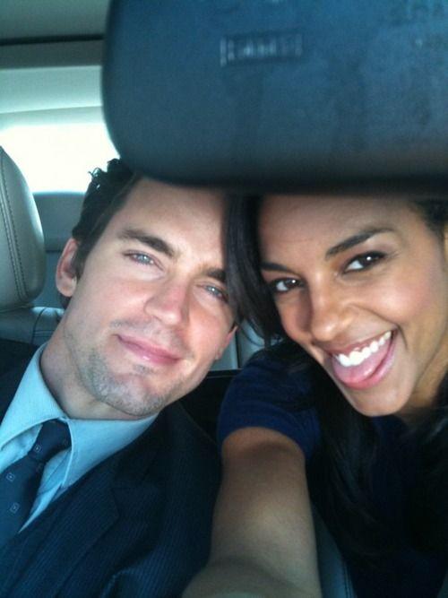 Neal & Diana #WhiteCollar Those are some beautiful people.