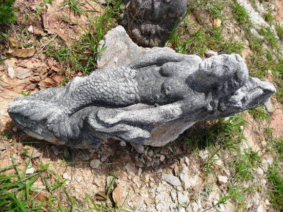 Seria em pedra granito