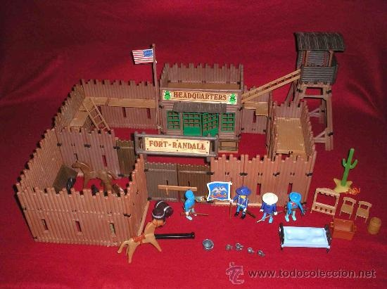 25  Best Ideas About Playmobil Fort On Pinterest