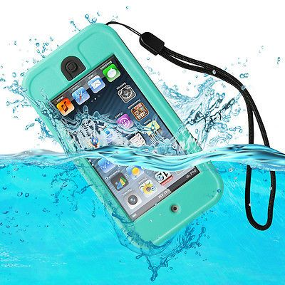 Waterproof Case for Apple iPod Touch 5 5th Gen Shockproof Amazing High Quality | eBay