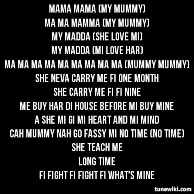 Mamma Vybz Kartel
