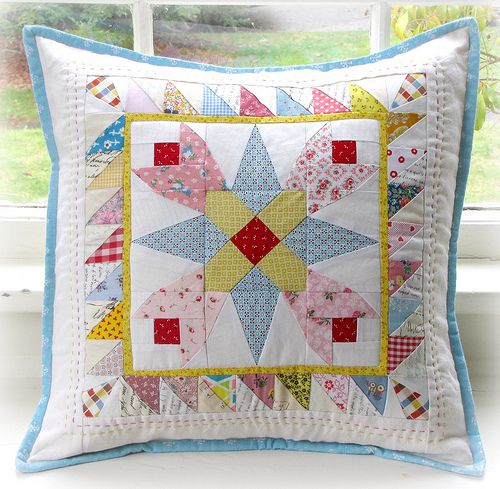 Pillow talk swap received | I'm madly in love with my pillow… | Flickr