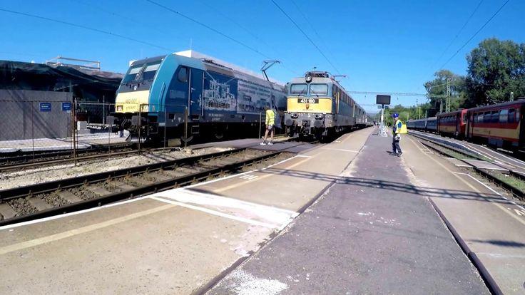 Kolejowe Węgry dalsze kadry