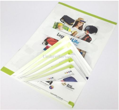 #Durable brochures are the only way to go!