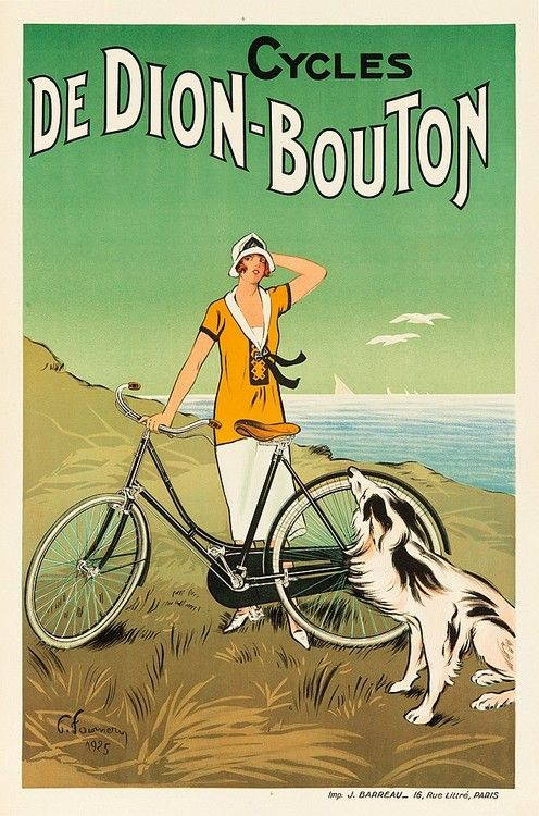 Poster by Felix Fournery, 1925   Tumblr