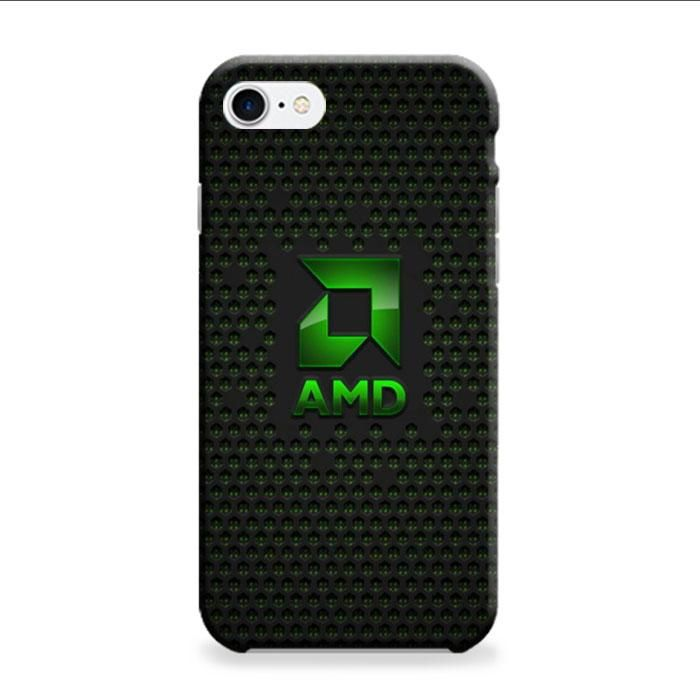 Preview Lion Amd iPhone 7 3D Case