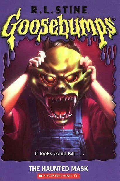 Goosebumps Book Cover Art : Best images about goosebumps cover art on pinterest