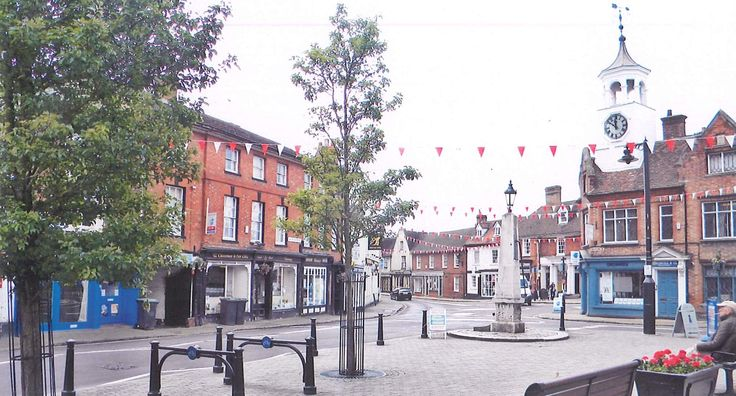 Ampthill Town Centre