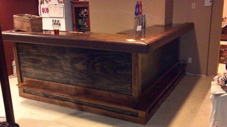 Basement Bars Basement Ideas Garage Bar Wooden Bar Diy Bar Bar Designs