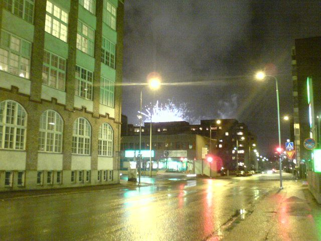 Tampere: Independence day celebration
