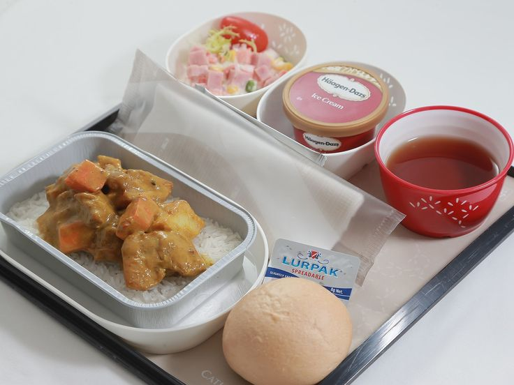 Best Airline Food: 15 In-Flight Meals You'll Actually Want to Eat - Photos