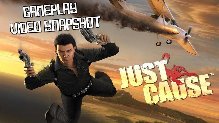 Just Cause XBOX 360 Gameplay Video Snapshot 1080p 60fps