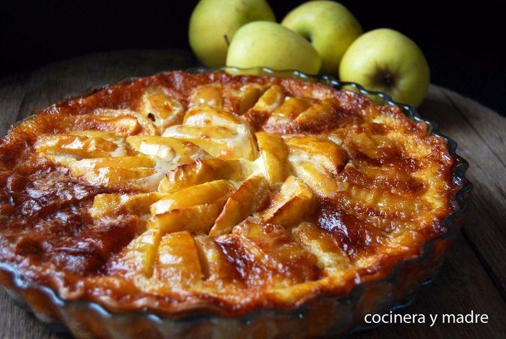 Al estilo francés, la más fácil, la que lleva leche condensada... Descubre en este post distintas recetas de tarta de manzana. Una recopilación que comparte la autora de COCINERA Y MADRE.