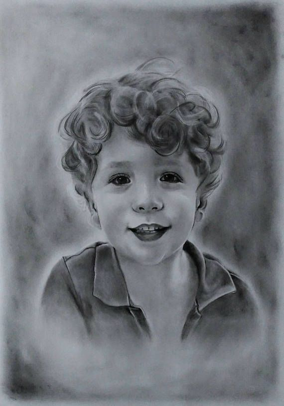 Commision Custom Gift Original portrait from your photo Oil