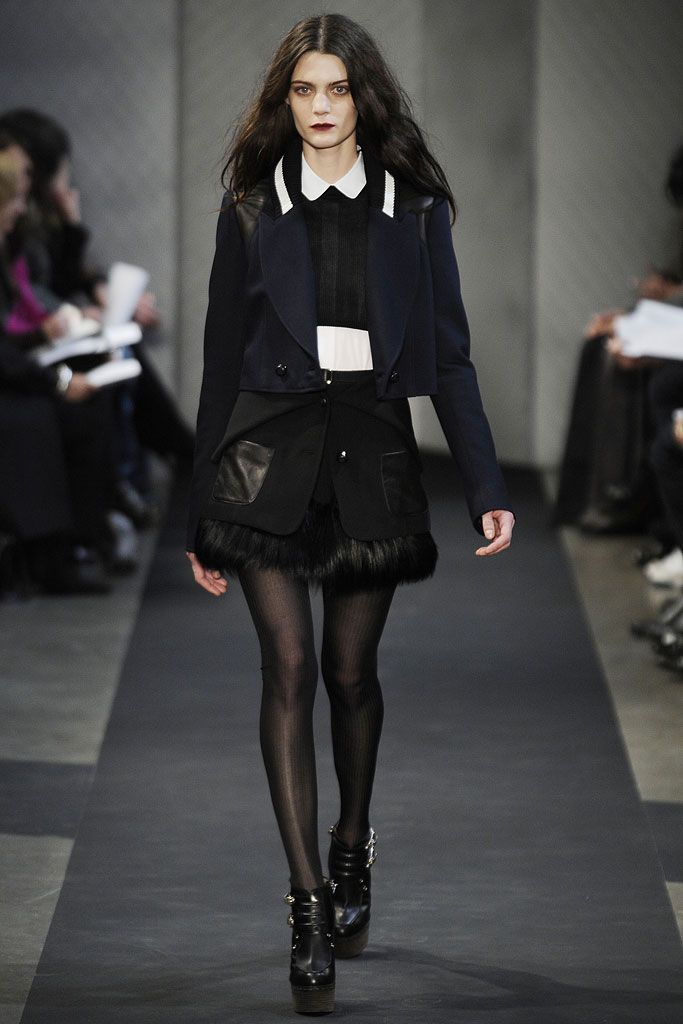 Proenza Schouler | Fall 2010 Ready-to-Wear Collection | Style.com
