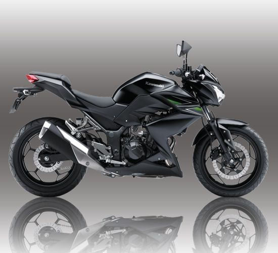 Naked Kawasaki Ninja 300.... wow... thats beautiful