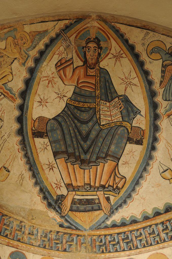 Christ in Majesty, Unidentified Artist, MFA, Boston
