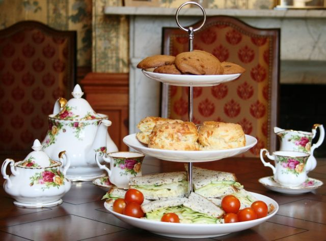 Swan House Tea Room Recipes