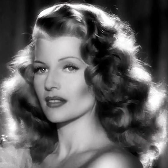 Rita Hayworth What beautiful eyes                                                                                                                                                      More