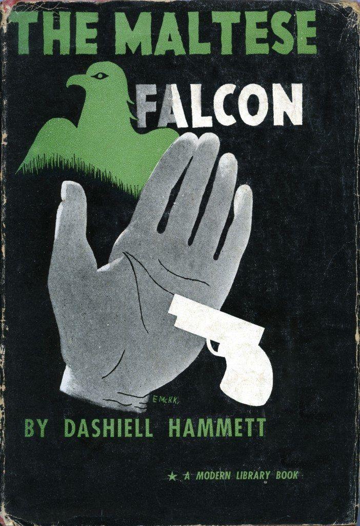 22 Amazing Edward Mcknight Kauffer Book Covers Book Cover Design Book Cover The Maltese Falcon Book