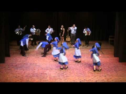 Chilean traditional folk dance: Chiloé - YouTube