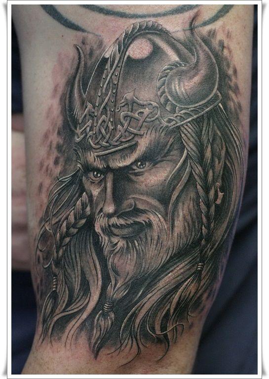 Celtic Warrior Tattoo Designs6