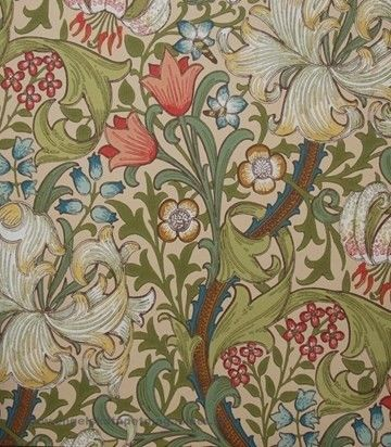 William Morris Golden Lily.