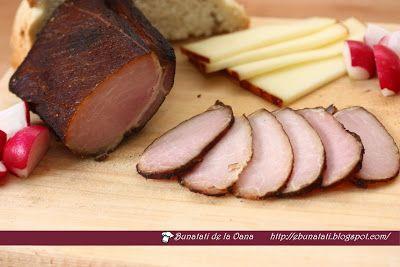 Muschiulet de casa pentru mic dejun :: Bunatati de la Oana