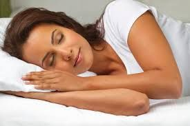 Want to lose weight?  Try getting a good night's sleep. It can do wonders.