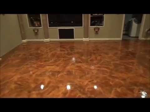 42 Best Diy Epoxy Floor Images On Pinterest Cement