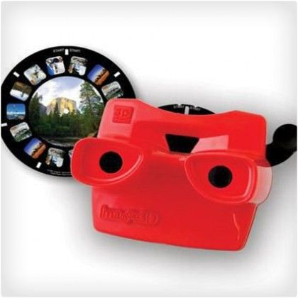 Custom 3D Reel and Viewer