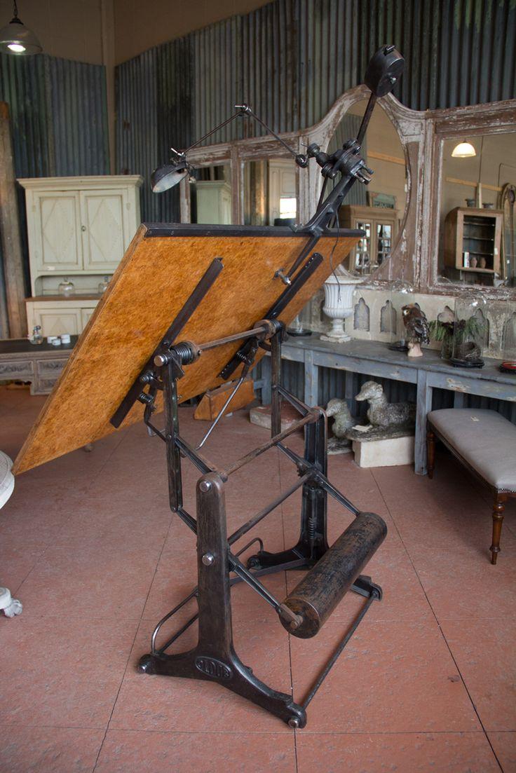 https://www.google.com/search?q=vintage drafting. Industrial TableIndustrial  FurnitureVintage IndustrialDiy ...
