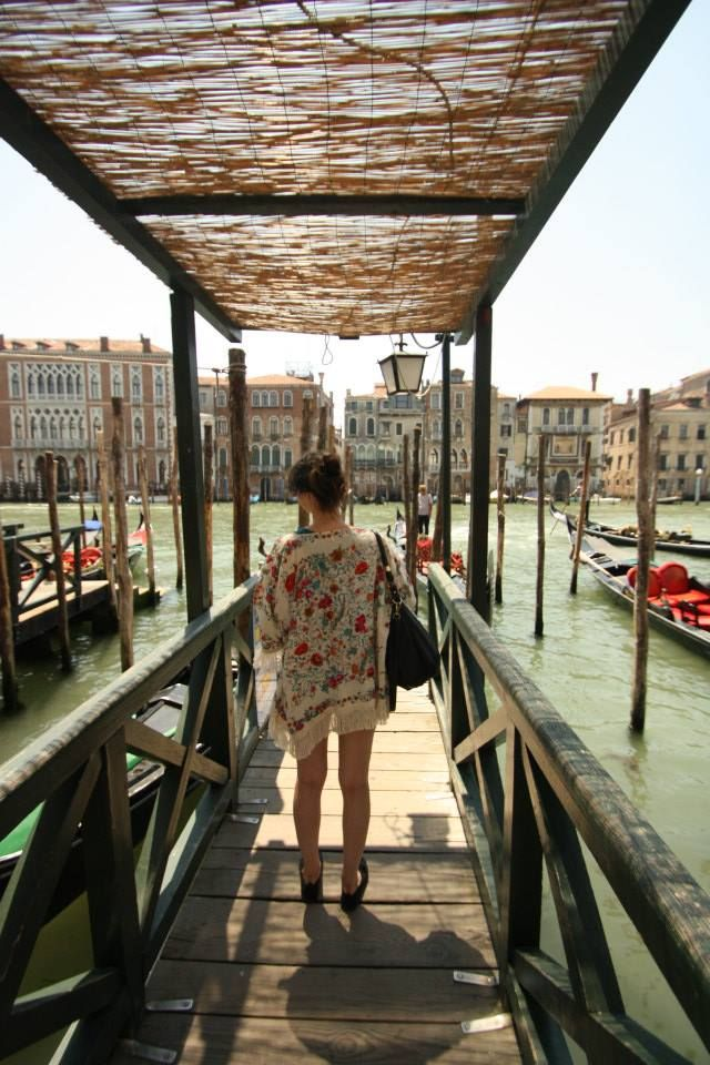 This is very late in the posting and so the details are a little sketchy but I wanted to give those that haven't been a little taster of what to expect in Venice anyway. This post will be mor…