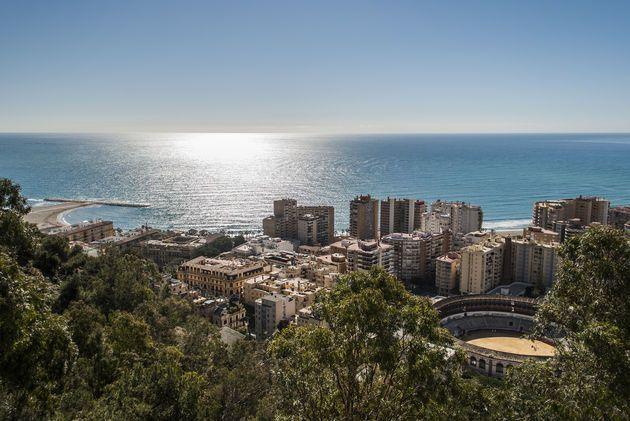 Málaga, Spain #travel #destinations #2016