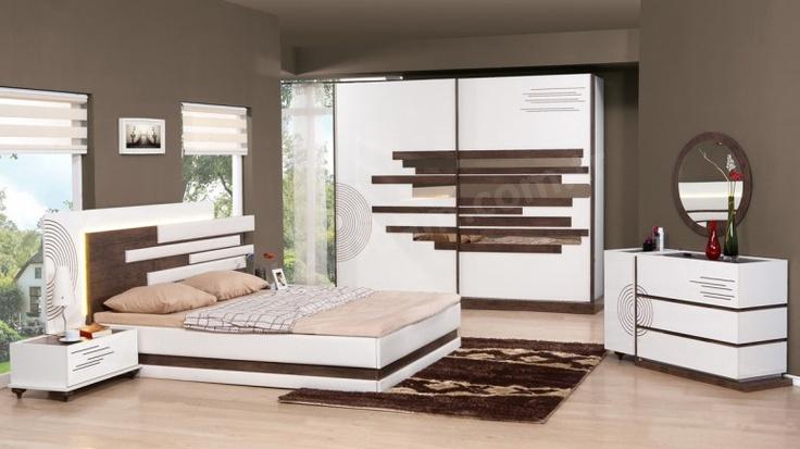 Nilay Modern Yatak Odası Takımı